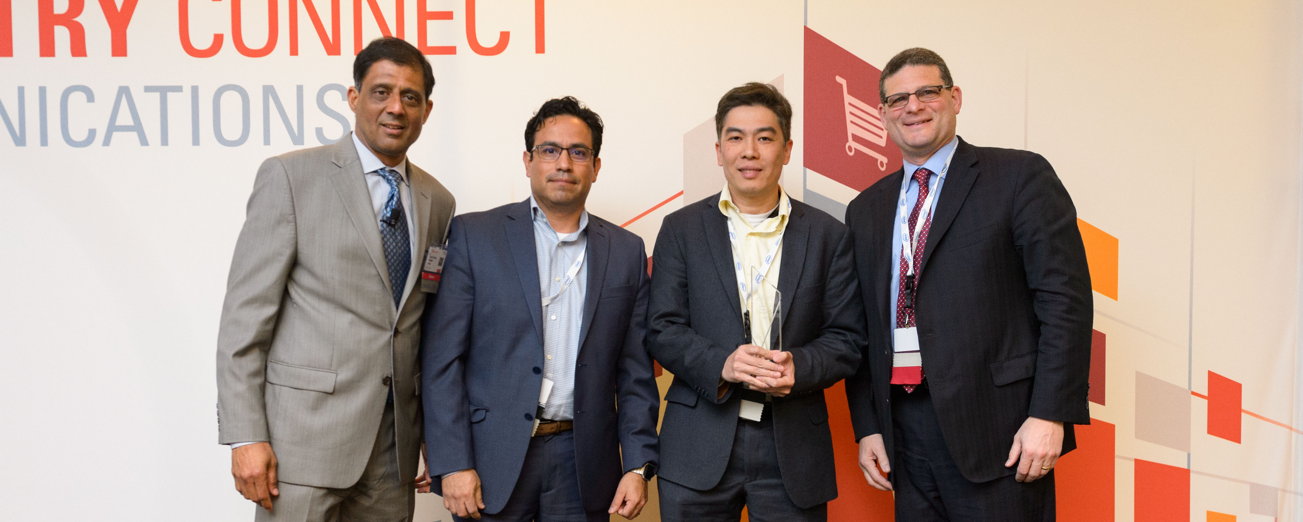 Ebillsoft awarded Oracle's Solutions Business Excellence Award at Oracle Industry Connect.