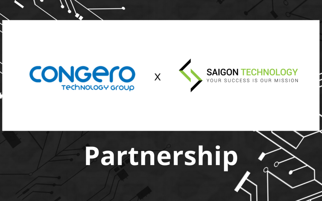 Congero Technology Group Enters Partnership with Saigon Technology